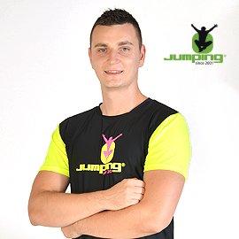 Jumping Master Trainer Samuel Piskura