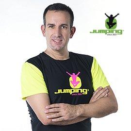 Jumping Master trainer enrique navarro