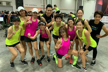 Jumping Singapore gala